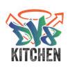 d v 8 kitchen